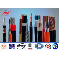 China Copper Aluminum Alloy conductor Electrical Wires And Cables ISO9001 on sale