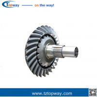 Wholesale Cutter pinion,Single Speed Heavy Duty Gear shaft, Hole Digger Gear Box Gear from china suppliers