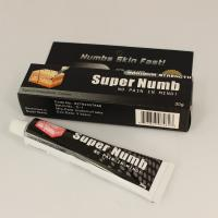 Buy cheap Hot selling Super Numb skin fast 30g No pain in mind anesthetic/numbing cream from wholesalers