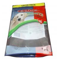 Wholesale Standup Resealable Dog Food Packaging Bags With Clear Window In Front from china suppliers
