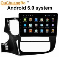 Wholesale Ouchuangbo car radio gps nav android 6.0 for Mitsubshi Outlander 2017 with bluetooth SWC USB Mirror-Link 1080 video from china suppliers