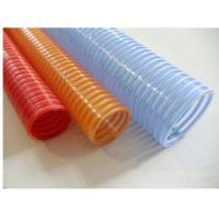 Quality Flexible Colourful PVC Helix Suction Hose for sale