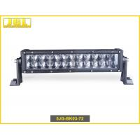 Wholesale 72W 4D Brightest Off Road Led Light Bar / Reflector Led Bar Lights For Vehicles from china suppliers