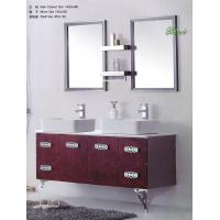 Buy cheap 304 Stainless Steel Double Mirror Bathroom Cabinet (XR8653) from wholesalers