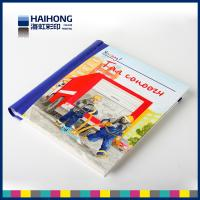 Wholesale Hardcover but inside spiral bound childrens book printing , textbook printing services from china suppliers