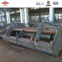 Wholesale Crab Bucket Welding Heavy Steel Fabrication , Structural ASTM Port Machinery from china suppliers