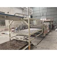 Wholesale Imitation PVC Marble Sheet Production Line , Artificial Stone Making Machine from china suppliers