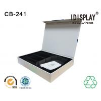 Wholesale Recyclable Magnetic Closure Cardboard Box Packaging Perfume Sponge And Eva Foam Insert from china suppliers
