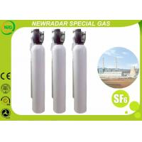 Wholesale SF6 Electronic Gases , Sulfur Hexafluoride Greenhouse Gas For Medical from china suppliers