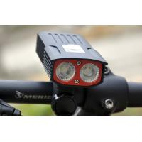 Buy cheap Dualhouse SFL-T201600lm led bicycle light and headlight, 8.4V rechargeable bike led lighting from wholesalers
