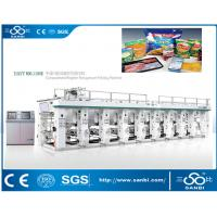 Wholesale 120m / Min Gravure Computerized Printing Machine Electrical Method from china suppliers