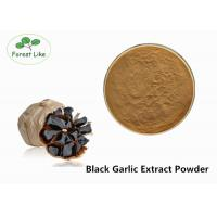 Wholesale Antioxidant Plant Extract Powder Black Garlic Extract Powder for Anti-aging from china suppliers