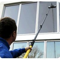 Wholesale 18FT Carbon & Fiberglass Hybrid Composite Pole waterfed pole for window cleaning from china suppliers