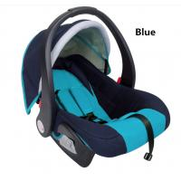 Wholesale Blue Flannel Fabric Corporate Promotional Gifts Child Safety Seats from china suppliers