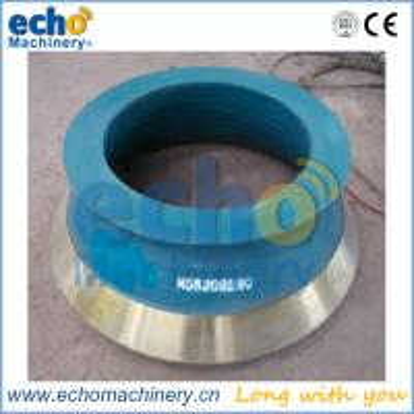 Metso HP300 bowl liner