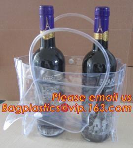 Wholesale 3pcs set transparent pvc makeup set bag, clear pvc travel organizer bag from china suppliers