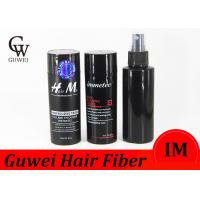 Wholesale Guwei Hair Thickening Powder Natural Hair Fibers Hair Extension Anti Hair Loss Product from china suppliers