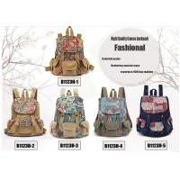 Wholesale Cute Women's Canvas Travel Satchel Backpack Schoolbag Rucksack from china suppliers