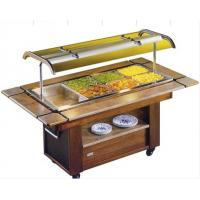 Wholesale NN-EBM1420 Salad Buffet Commercial Buffet Equipment Marble Stone Base from china suppliers