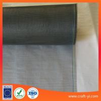 Wholesale gray color 17X 14 fiberglass mesh screen door from china suppliers