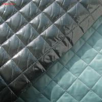 Wholesale F6027 polyester termo quilting fabric with omni-heat fanction from china suppliers