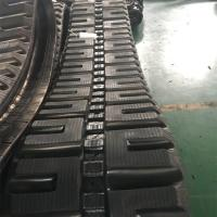 Wholesale Excavator VOLVO SUNWARD KOMATSU JCB Rubber Track B450*86*56C from china suppliers