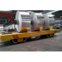 Wholesale Flatbed large workpiece railroad cart for building construction from china suppliers