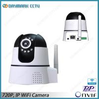 Wholesale Motion Detection 1.0MP Wireless Dome IP Camera WPS from china suppliers