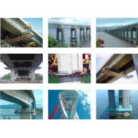 Wholesale OEM Personalized Bridge Underdeck Steel Suspended Working Platform from china suppliers