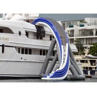 Wholesale Commercial Grade Inflatable Water Slide, Inflatable Yacht Ship Slide from china suppliers