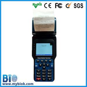 Wholesale Operate easily bio metric GPRS Terminal fingerprint machine Bio-FH08 from china suppliers