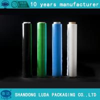 Wholesale SGS certfied colourful pe shrink film filme stretch from china suppliers