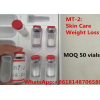 China Human Growth Hormone Peptide 99% Pure MT Melanotan II For Skin Care,Weight Loss on sale