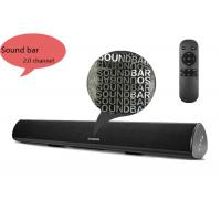 Buy cheap 60 Watt Stereo Bluetooth Music Sound Bar For TV  / Computer / Tablets from wholesalers