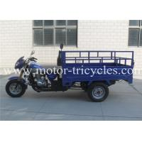Wholesale 80 km/h Max Speed Three Wheel Cargo Motorcycle Motorized Air Cooled With 163FML Engine from china suppliers