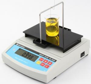 Buy cheap DA-300W Original Manufacturer Liquid Hydrometer Factory Price , Liquid Density Meter , Portable Density Meter of Liquids from wholesalers