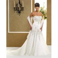 Buy cheap The Beautiful Plus Size Wedding Dress PSW0023 from wholesalers
