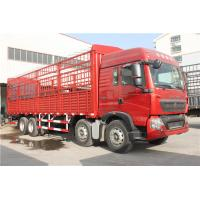 Wholesale L2000 Cab Heavy Cargo Trucks 8X4 Euro II Option 30 To 52 Tons Playload from china suppliers