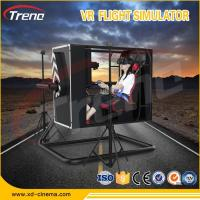 Wholesale 9D VR 720 Degree Rotating Cockpit VR 360 Degree Flight Simulator For Game 6.0 KW from china suppliers