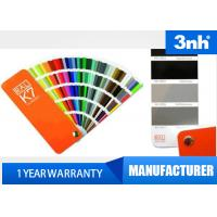 Wholesale Professional 210 Colors Ral Color Cards , Paint Shade Card 5 * 15cm Chart Size from china suppliers