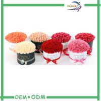 Wholesale Luxury Flower Gift Boxes Cardboard Packaging Box With Custom Logo from china suppliers