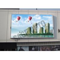 Quality IP 67 P15 DIP346 Advertising LED Display Screen Front Access Maintance for sale
