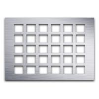 """Wholesale 0.2""""–0.75"""" Square Hole Perforated Metal , Square Hole Perforated Metal Popular Design from china suppliers"""