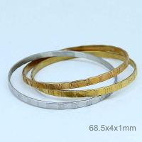 Wholesale Top Fashion Super Quality 316L Stainless Steel Bracelet Bangle LBX33 from china suppliers