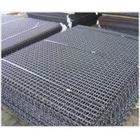 Wholesale Professional stainless steel woven wire mesh / fence with Square Hole from china suppliers
