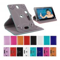 Wholesale Tablet case 360 Rotate Flip Stand Cover Case For 7 inch Universal Tablet PC from china suppliers