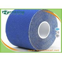 Wholesale 5cm x 5m Kinesio tape Roll Cotton Elastic Adhesive Muscle Sports Tape bandage dark blue coloure from china suppliers