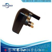 Wholesale 4.5V 0.3A High Frequency Modem Power Adapter / USB Electrical Plug Adapters from china suppliers