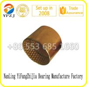 Quality Automobile engine parts bushings,metal lining,bimetal bush high Corrosion Resistance for sale