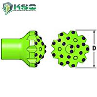 Wholesale 152mm Dome Drill Bit ST68 Rock Drilling Tools Threaded Drill Bits For Reaming Spherical Buttons from china suppliers